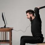 מאמר דעה: להיות רגועים בעבודה או: לופ של עצבים